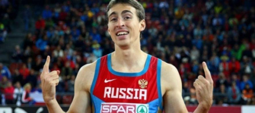 Министр спорта пожелал Сергею Шубенкову быть готовым к давлению в Лондоне