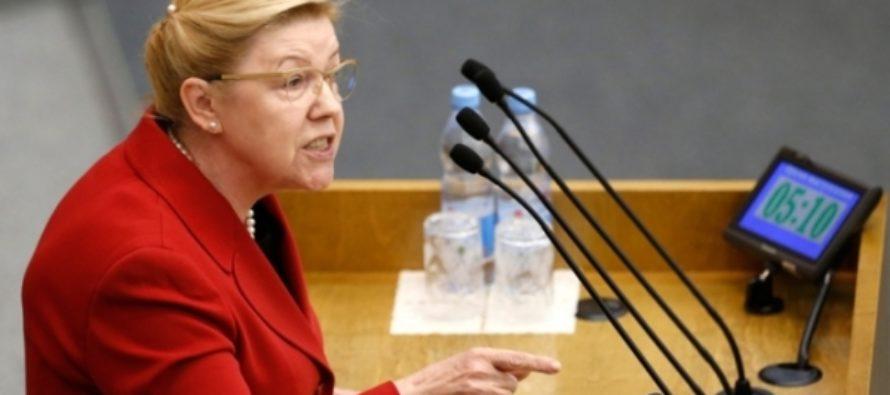 Мизулина повторно внесла в Госдуму закон о запрете бэби-боксов