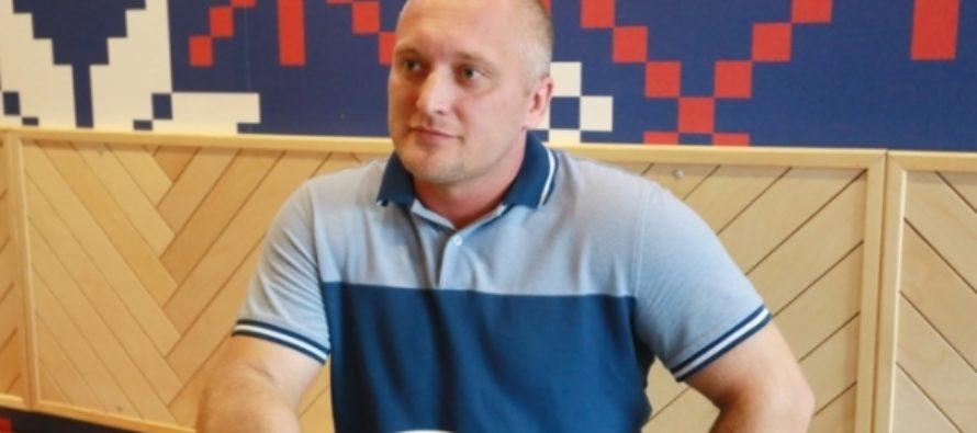 Директор «Рельефа» Алексей Меркулов о спорте, бизнесе и как все успевать
