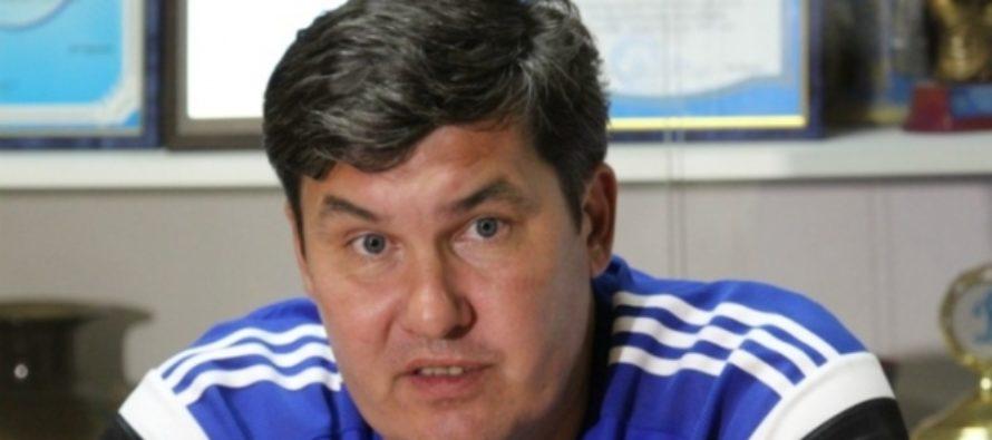 Барнаульское «Динамо» назвало имя главного тренера на следующий сезон