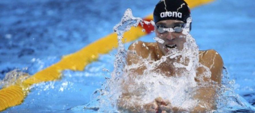 Российский пловец Чупков не считает американских спортсменов непобедимыми