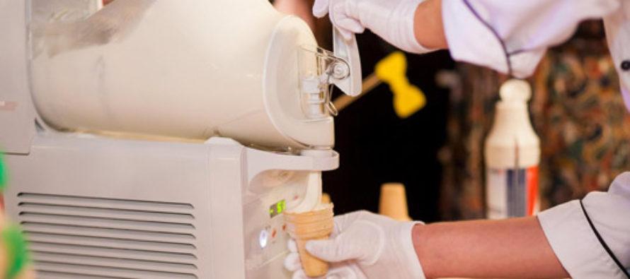 Что из себя представляют фризеры для мороженого?