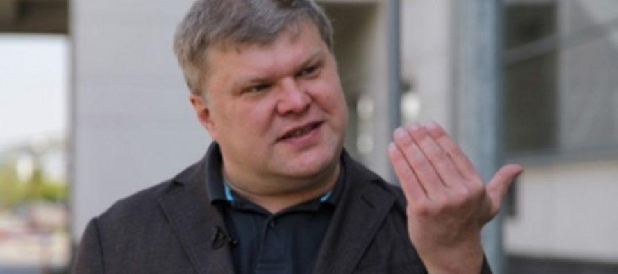 «Яблочника» Митрохина задержали у Совфеда после диалога с Матвиенко