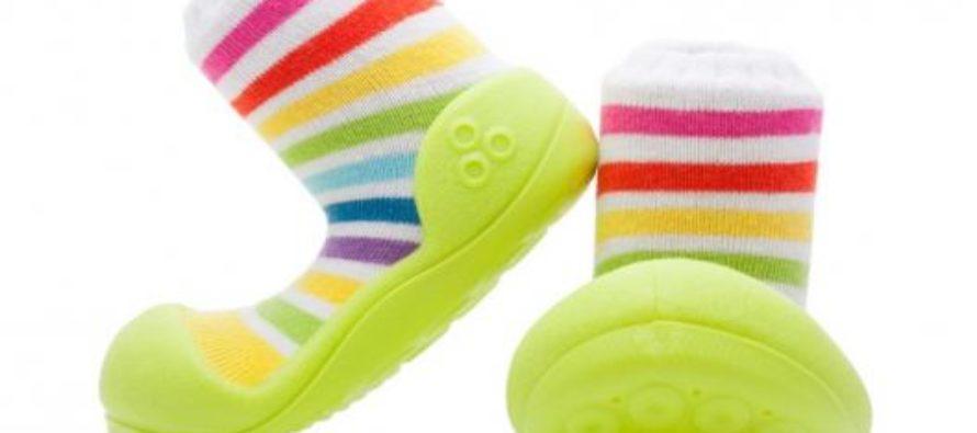Особенности детской обуви от компании Attipas
