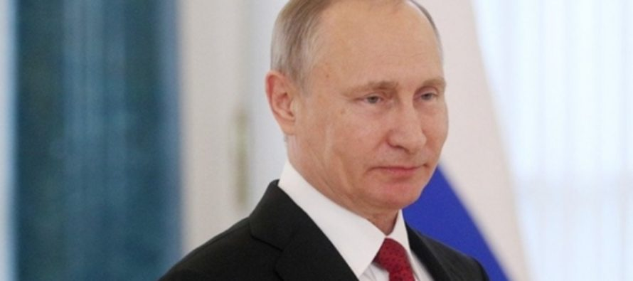 Самолет президента Путина приземлился в Гамбурге