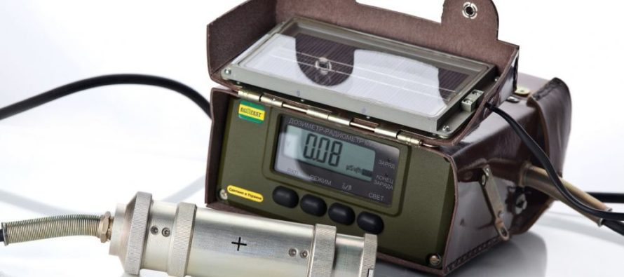 Сфера применения дозиметра-радиометра