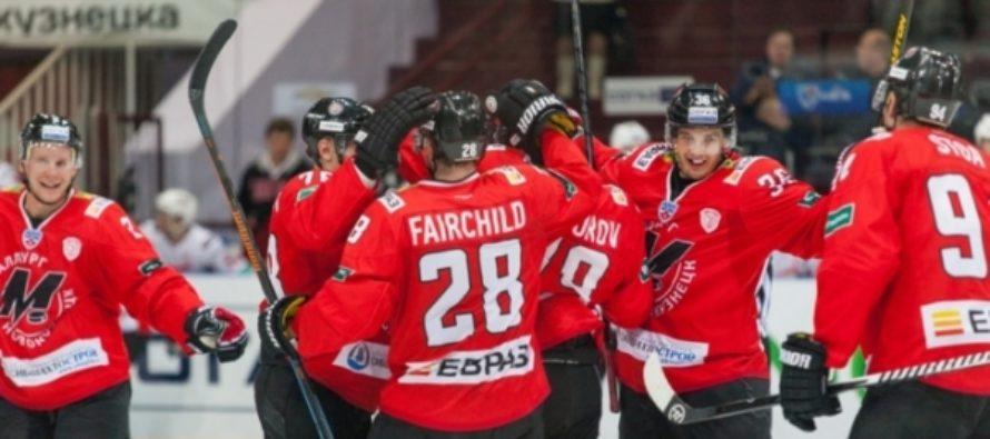 Хоккейный «Алтай» бесплатно получит игроков новокузнецкого «Металлурга»