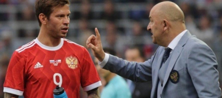 Футболистов сборной России лишили премий за игру на Кубке конфедераций