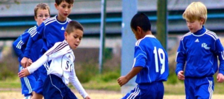 Самые популярные виды спорта среди детей назвали в Минспорта России