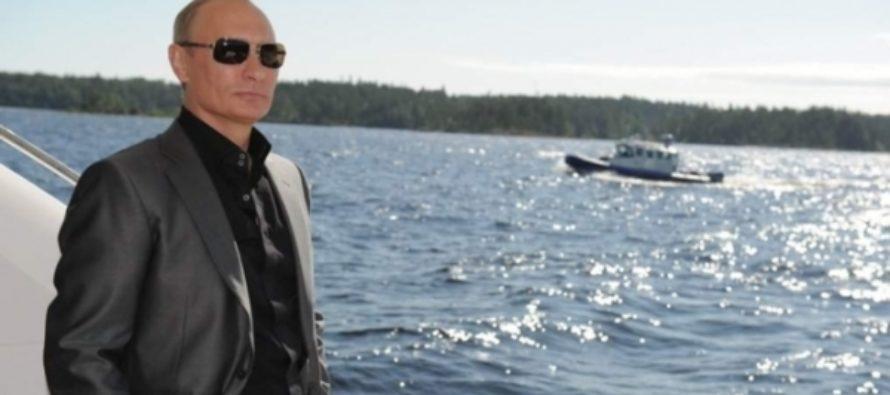 Путин: зарубежные спецслужбы поддерживают экстремистов у наших границ