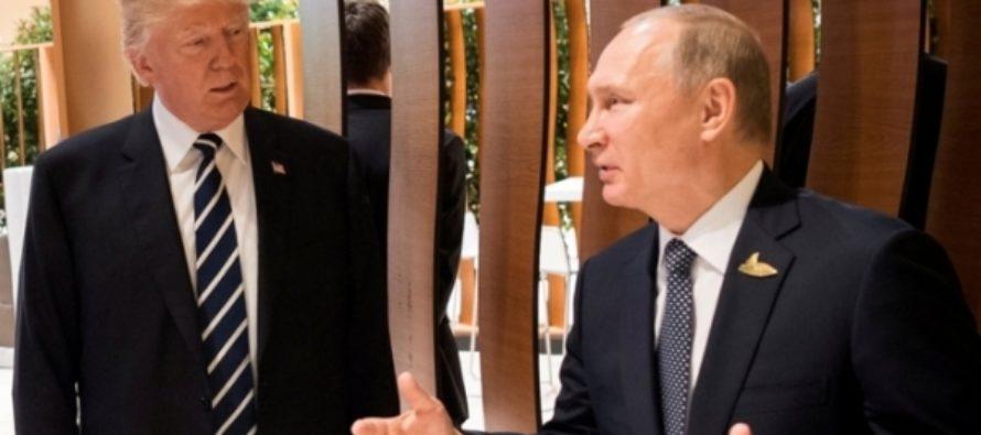 Трамп раскрыл содержание «тайной» беседы с Путиным на саммите G20