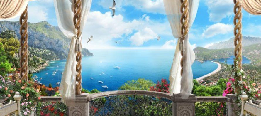 Панорамные фрески и их особенности