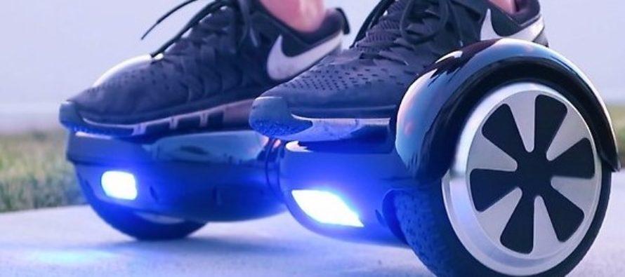 Инновационное средство передвижения в городе и за городом