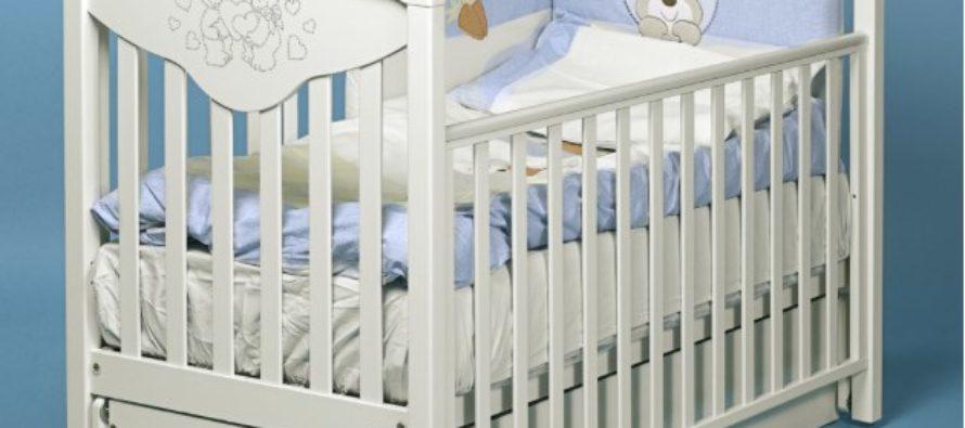 По каким критериям необходимо выбирать кроватку для новорожденного ребенка?