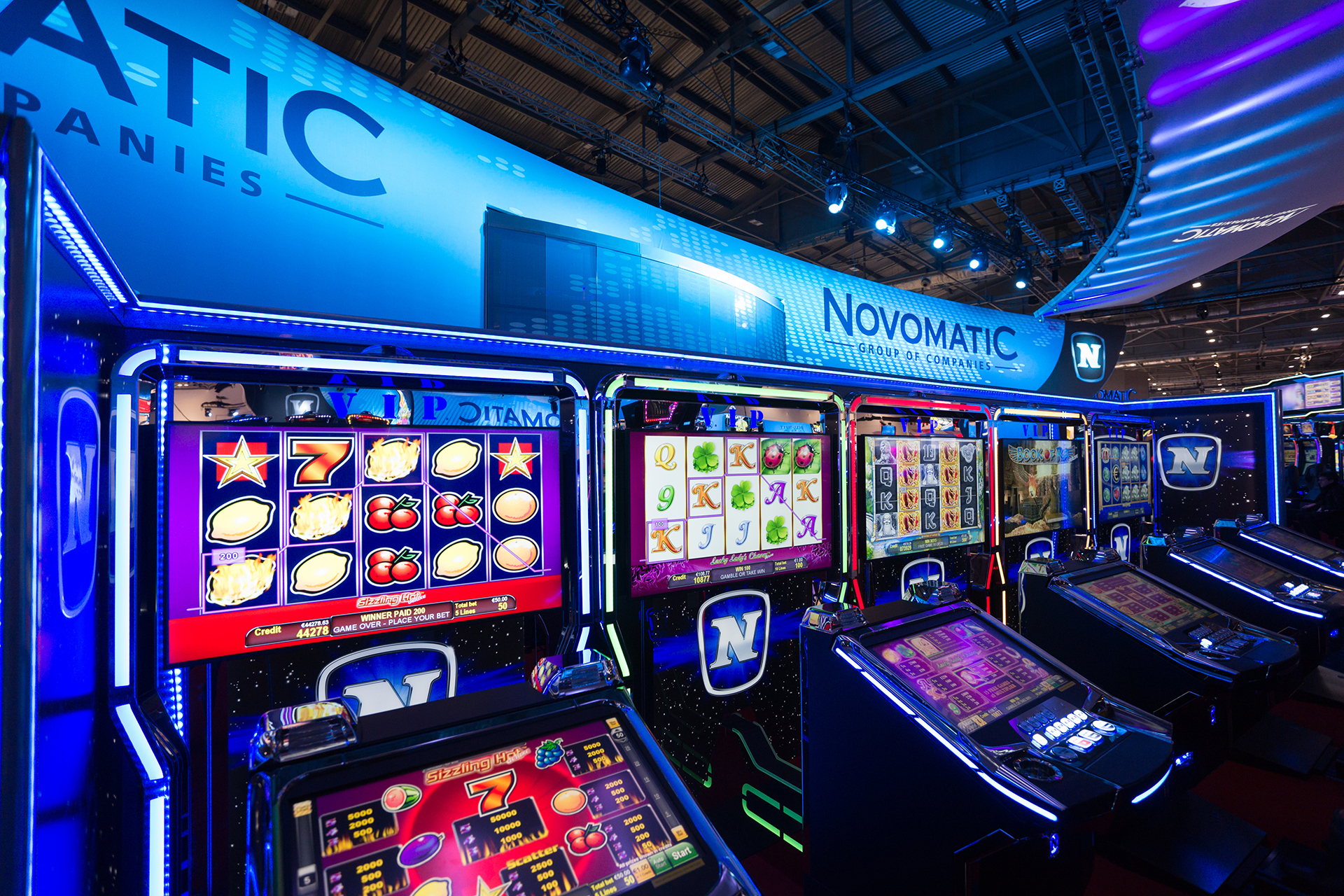 Slot machine novomatic trucchi