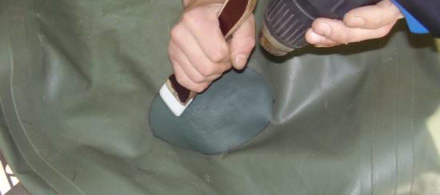 Какие повреждения можно отремонтировать на лодке ПВХ?