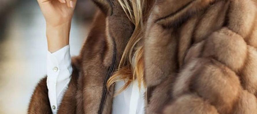 Из каких материалов изготавливают модные шубы?