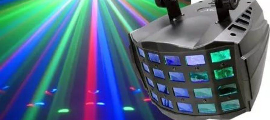 Виды светового оборудования