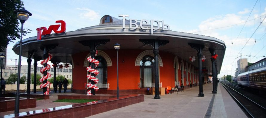 На каком транспорте можно добраться до ЖД вокзала Твери?