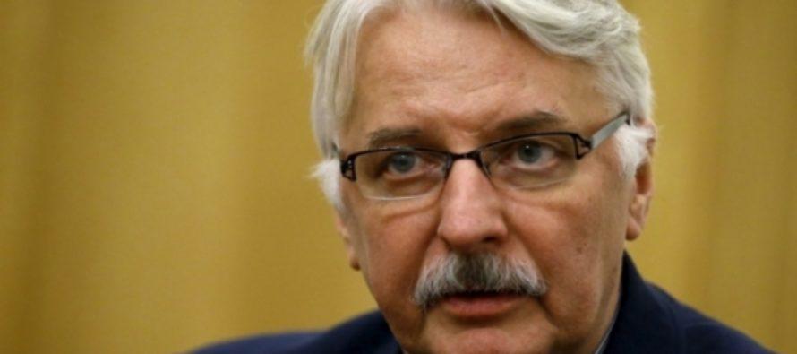 Глава МИД Польши обвинил СССР в начале Второй мировой войны