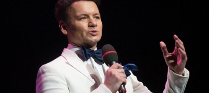 Александр Олешко будет вести на НТВ проект «Ты супер! Танцы»