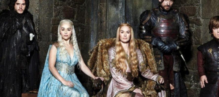 Мантии героев сериала «Игры престолов» сшиты из ковриков IKEA