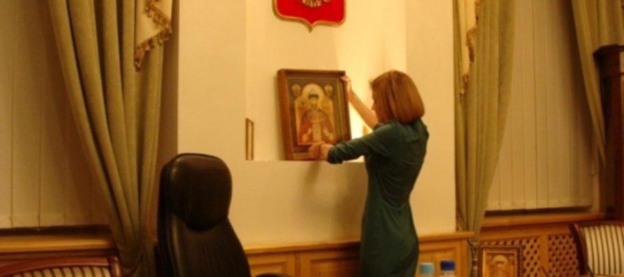 Поклонскую пригласили на премьеру «Матильды»