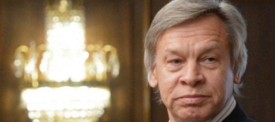 Сенатор Пушков ответил на слова из Польши о роли СССР в завязывании войны