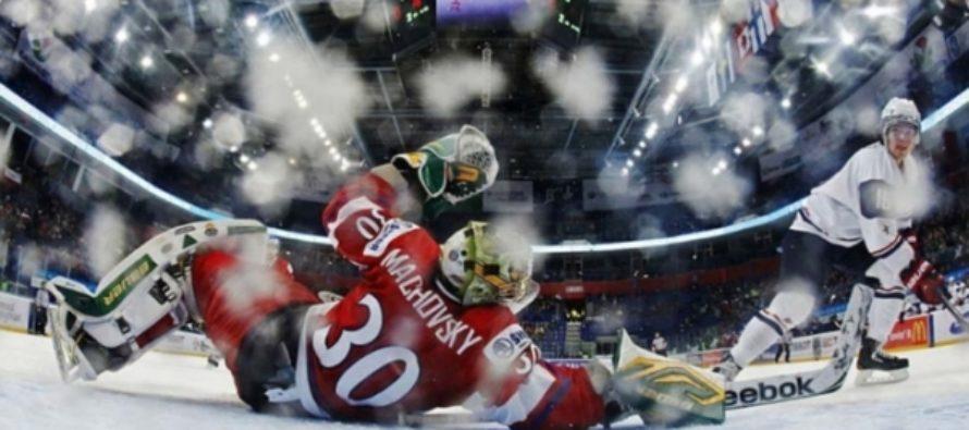 Олимпийская сборная России по хоккею победила и побила команду Канады