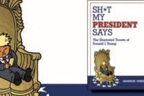 Сборник с твитами Трампа начали продавать в США