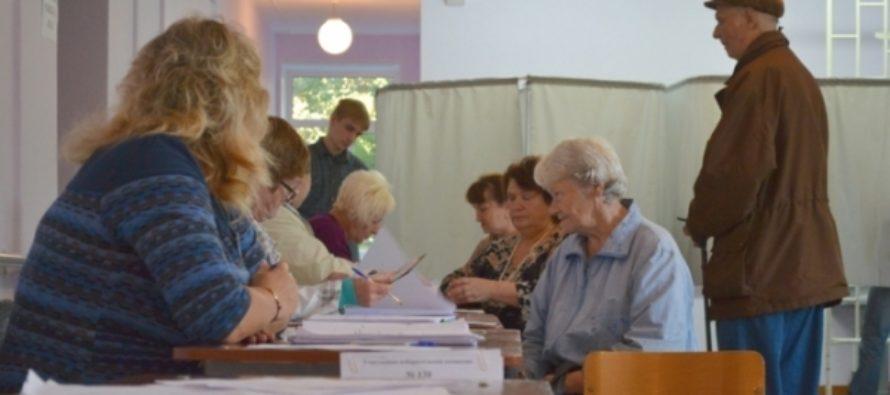 Досрочное голосование стартовало в Алтайском крае, оппозиция негодует