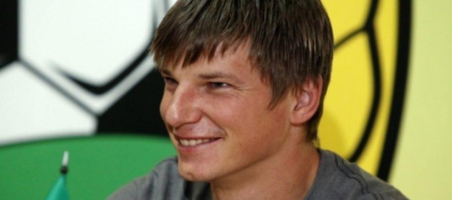Андрей Аршавин откроет международный детский фестиваль футбола в Барнауле