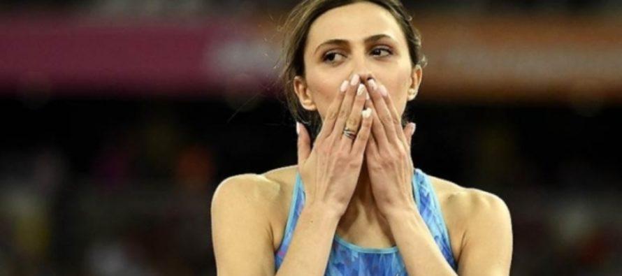 Россиянка Мария Ласицкене завоевала золото на ЧМ в Лондоне