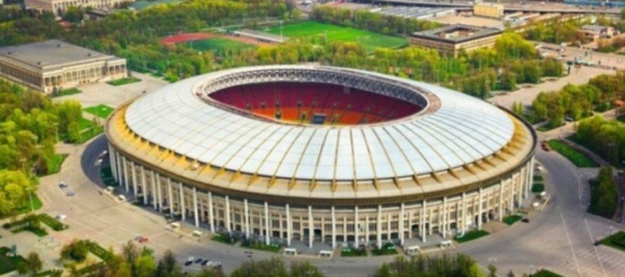 Реконструкция стадиона «Лужники» обошлась в 24 миллиарда рублей