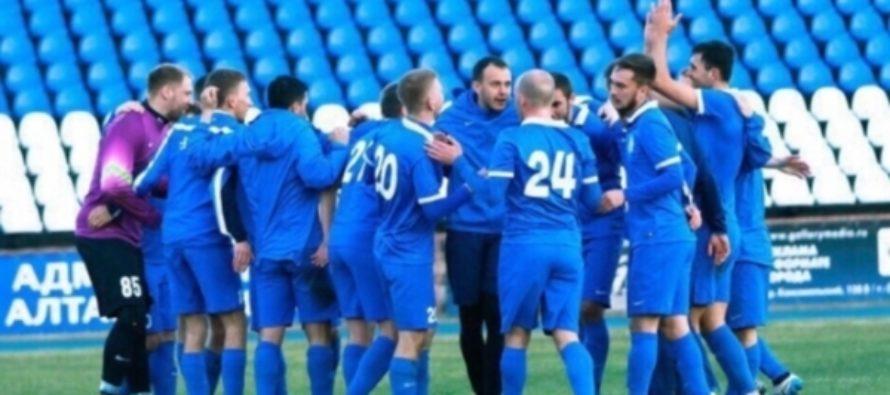 Алтайский клуб «Динамо» на первенстве России сыграет с командой «Смена»