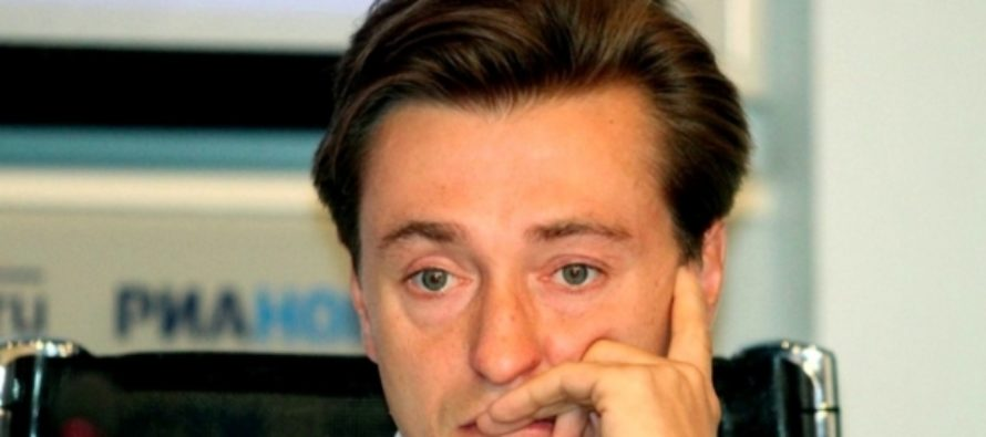 Сергея Безрукова включили в базу данных сайта «Миротворец»
