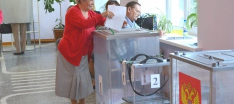 Досрочное голосование стартует в Алтайском крае 30 августа