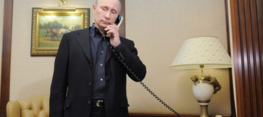 Путин поздравил Лукашенко с днем рождения по телефону
