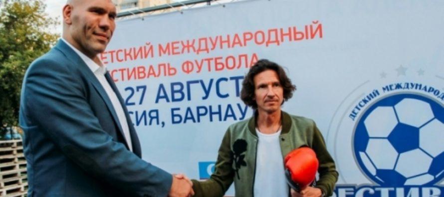 Боксер Николай Валуев приехал на Алтай и стал героем Instagram