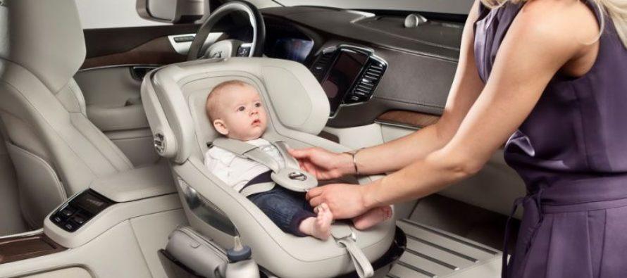 Безопасные детские автокресла в компании Detyam Shop