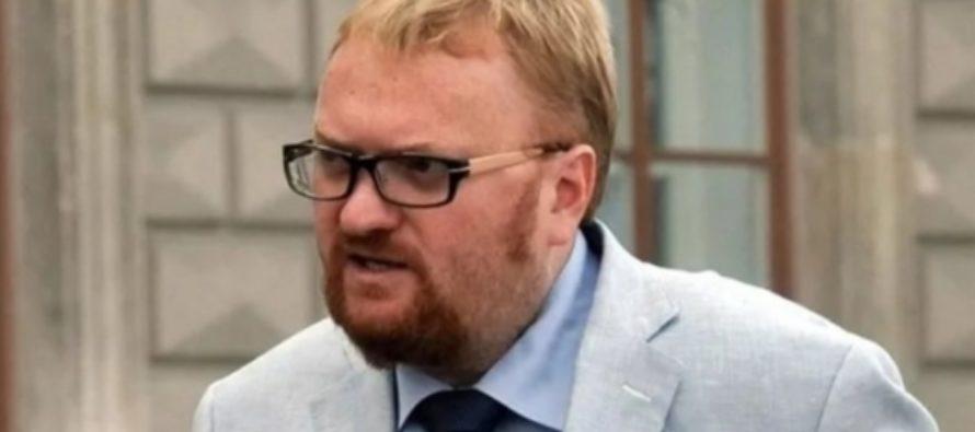Милонов высмеял расследование о «даче Путина» в усадьбе из фильма о Холмсе