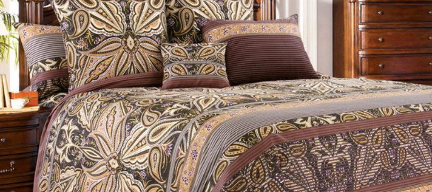 Из каких материалов шьют постельное белье?