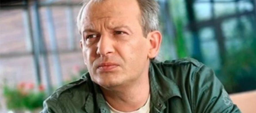Актер Дмитрий Марьянов прилетел в Барнаул для съемок в саге об Алтае