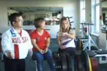 Семья Подпальных вернулась из Канады, где получила шесть медалей