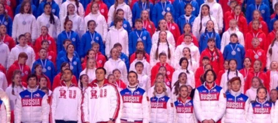 Российским легкоатлетам запретили петь гимн на стадионах и в отелях