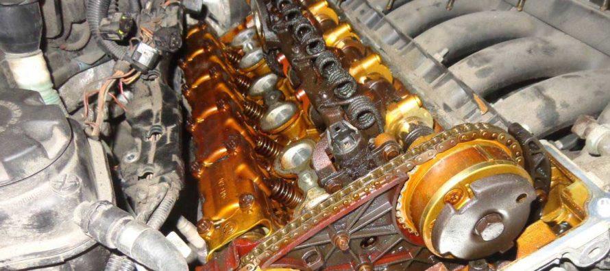 Этапы ремонта дизельного двигателя