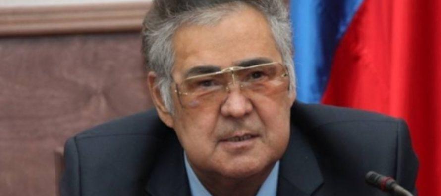 Аман Тулеев впервые за 17 лет не участвовал в празднике День шахтера