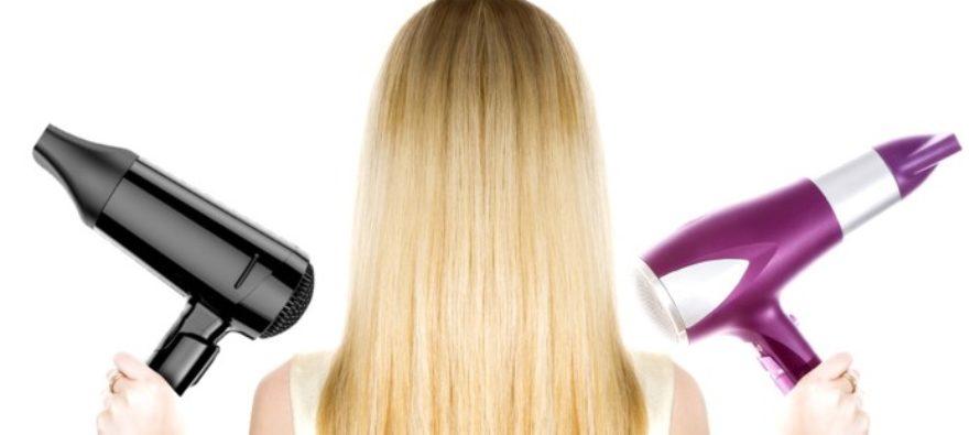 Фены для волос hairway: работа и режимы
