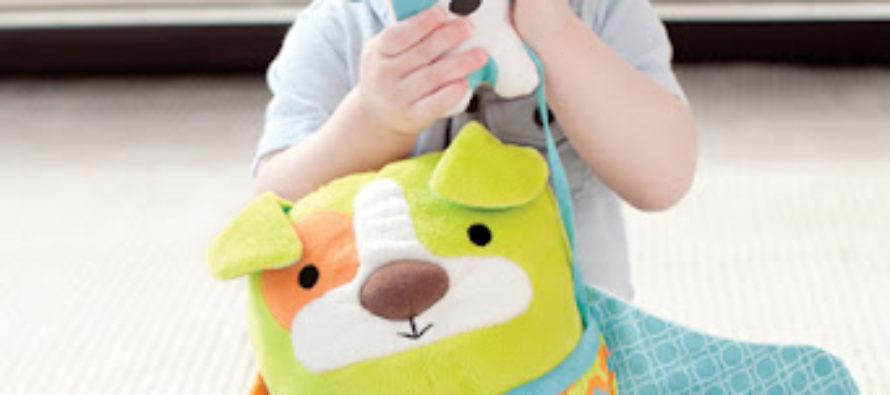 Выбираем мягкие игрушки для малышей