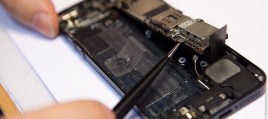 Качественный ремонт iPhone 5s в Воронеже в сервисном центре